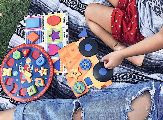 cute wooden puzzles for kids